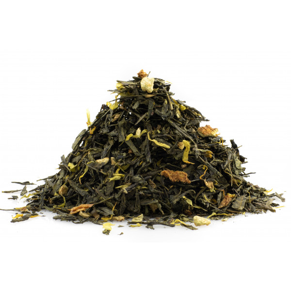 Organic Sencha Lemon-Ginger