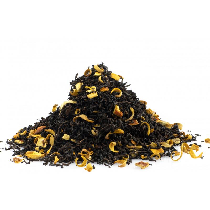 Kofeiiniton Musta Appelsiinitee