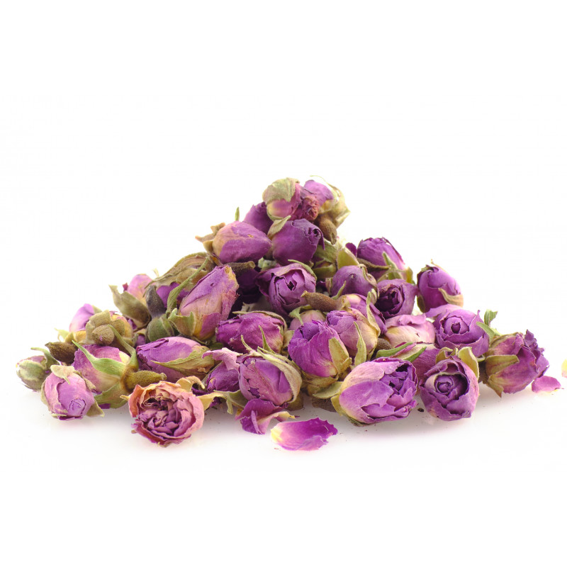 Luomu ruusunnuput